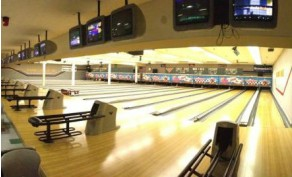 Two Games of Bowling with Shoes, Plus an Order of Fries & Pitcher of Soda for up to 6 People ($72 Value)