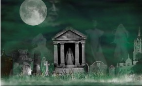 Ghost Tour Admission for Two Adults ($54 Value)