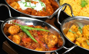 $20 Worth of Authentic Indian Food