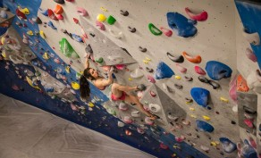 Adult Day Pass at Momentum Climbing in Sandy ($20 Value)