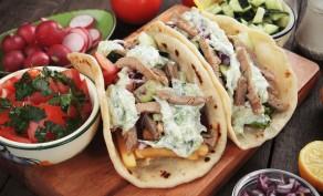 $15 Worth of Authentic Greek Cuisine