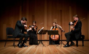 "Single Admission to ""Fry Street Quartet"" on April 22 @ 7:30 pm (Up to $10 Value)"
